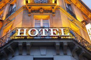 hôtel 4 étoiles à Paris